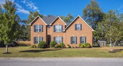 Murfreesboro TN Single Family Home For Sale: $379,900