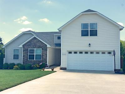 Christian County, Ky, Todd County, Ky, Montgomery County Rental For Rent: 1144 Ishee Dr