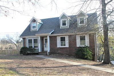 Clarksville Single Family Home For Sale: 2325 Seven Mile Ferry Rd
