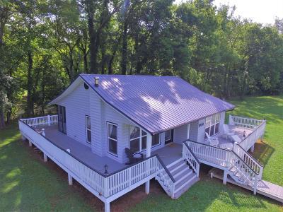Van Buren County Single Family Home Under Contract - Not Showing: 194 Waters Edge