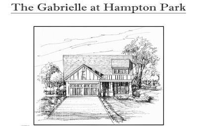 Single Family Home For Sale: 3303 Hampton Turner Dr