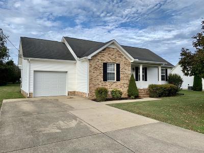 Murfreesboro Single Family Home For Sale: 941 Herron Street