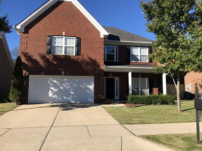 Williamson County Single Family Home For Sale: 4058 Locerbie Cir