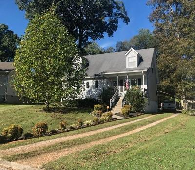 Lavergne Single Family Home For Sale: 423 Jonesboro Ct