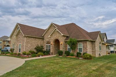 Clarksville TN Single Family Home For Sale: $334,900