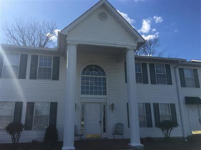 Shelbyville Condo/Townhouse For Sale: 714 Whitthorne St
