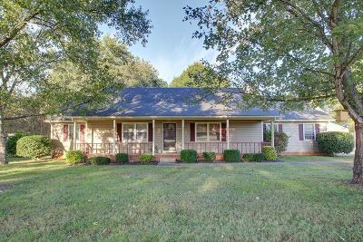 Smyrna Single Family Home Under Contract - Showing: 256 Pleasant Run Rd