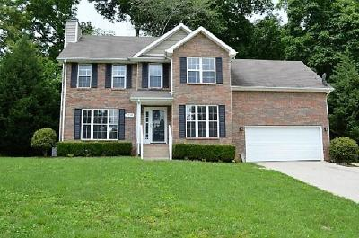 Christian County, Ky, Todd County, Ky, Montgomery County Rental For Rent: 1684 Barrywood Cir E