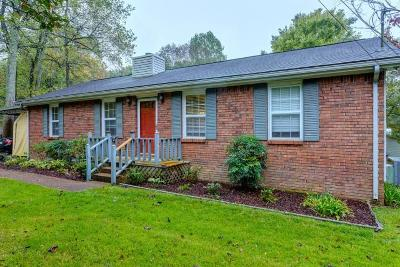 White House Single Family Home Under Contract - Showing: 1500 Winding Way Dr