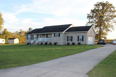 Bradyville Single Family Home Under Contract - Showing: 42 Chelsa Ave