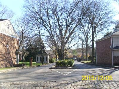 Nashville Condo/Townhouse For Sale: 5025 Hillsboro Pike Apt 8b