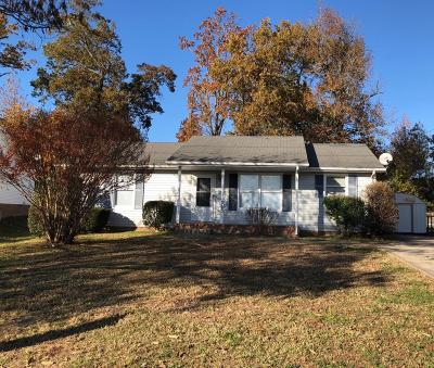 Clarksville Single Family Home For Sale: 363 Donna Dr