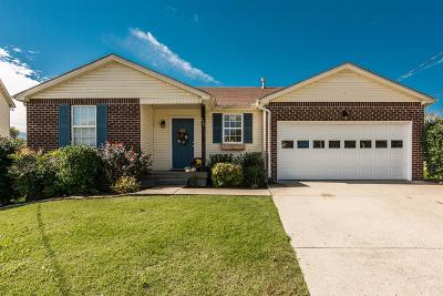 Hendersonville Single Family Home Under Contract - Not Showing: 110 Bradford Cir