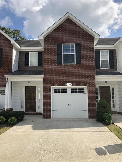 Smyrna, Lascassas Condo/Townhouse Under Contract - Showing: 308 Southside Dr