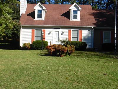 White House Single Family Home Under Contract - Showing: 206 Stephanie Dr