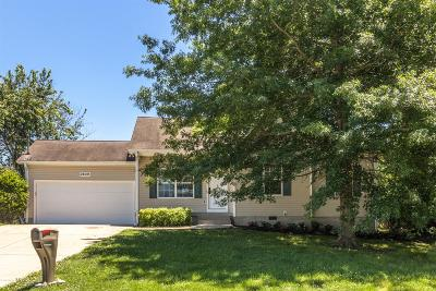 Single Family Home Sold: 2809 Belle Meade Ct