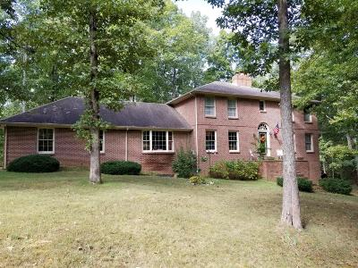 Hohenwald Single Family Home For Sale: 104 Woodmere Dr