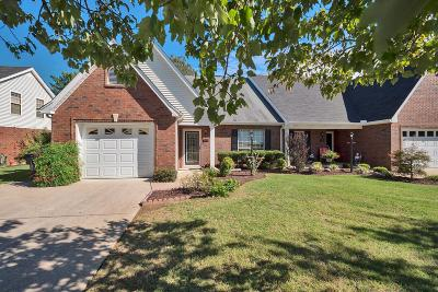 Single Family Home For Sale: 743 Stonetrace Dr