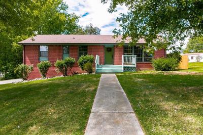 Clarksville Single Family Home For Sale: 1589 Armistead Dr