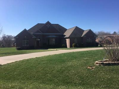 Christian County Single Family Home For Sale: 120 Romeo Drive