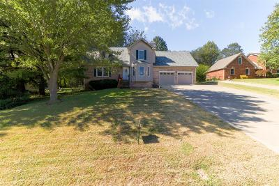 Clarksville Single Family Home For Sale: 1027 Hillshire Dr
