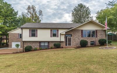 Greenbrier Single Family Home Under Contract - Showing: 100 Briarwood Dr