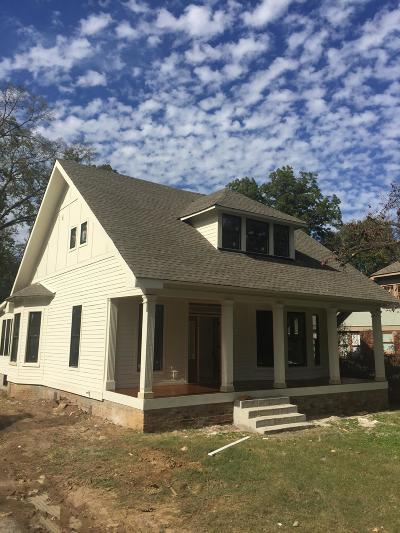 Nashville Single Family Home For Sale: 905 N 14th St