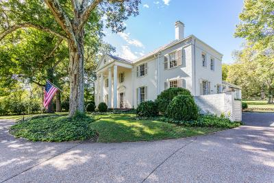 Davidson County Single Family Home For Sale: 1317 Chickering Rd