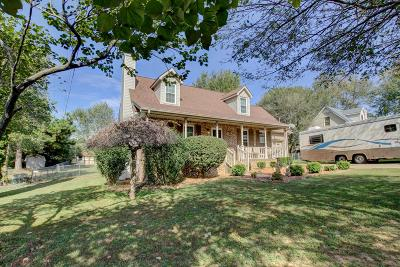 Clarksville Single Family Home For Sale: 807 Hadley Rd