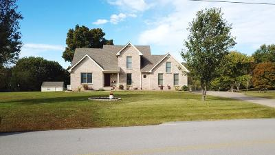 Adams Single Family Home Under Contract - Showing: 886 Countrywood Dr