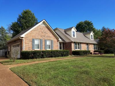 Single Family Home For Sale: 2622 Cason Ct
