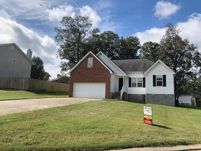 Lavergne Single Family Home Under Contract - Showing: 405 Meagan Cv