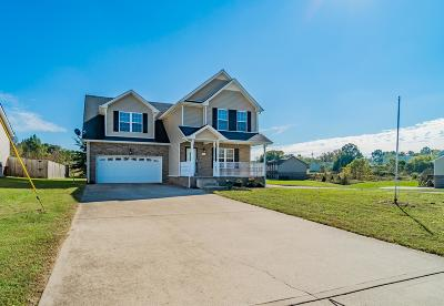 Clarksville Single Family Home For Sale: 1561 Tylertown Rd