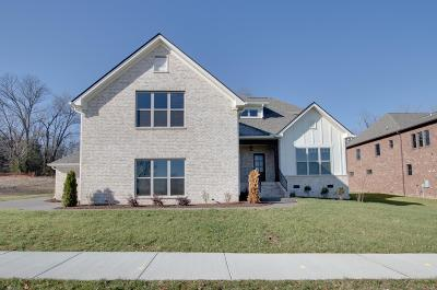 Wilson County Single Family Home For Sale: 102 Eston Way