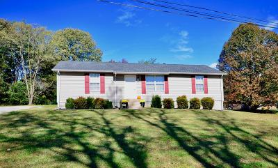 Christian County, Ky, Todd County, Ky, Montgomery County Single Family Home For Sale: 361 Dupuis Dr