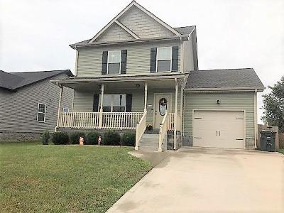 Christian County, Ky, Todd County, Ky, Montgomery County Rental For Rent: 510 Falkland Circle