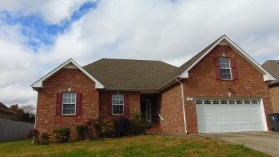 Christian County, Ky, Todd County, Ky, Montgomery County Rental For Rent: 3236 Twelve Oaks Blvd