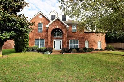 Brentwood, Fairview, Franklin, Spring Hill, Thompson's Station, Thompsons Station Single Family Home For Sale: 526 Bancroft Way