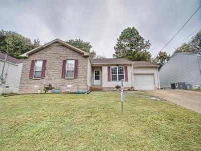 Nashville Single Family Home For Sale: 2721 Airwood Dr