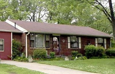 Nashville Single Family Home Under Contract - Not Showing: 216 Lucky Dr