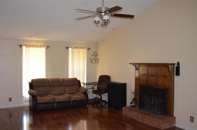 Clarksville Single Family Home Under Contract - Not Showing: 146 Cunningham Pl