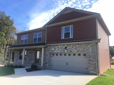 Clarksville Single Family Home For Sale: 224 Towes