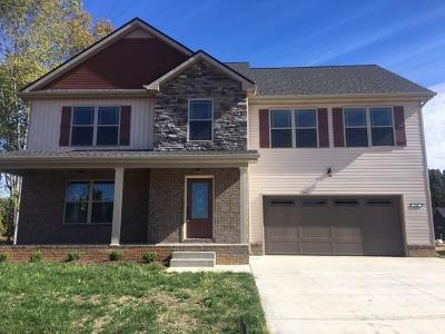 Clarksville Single Family Home For Sale: 268 Towes