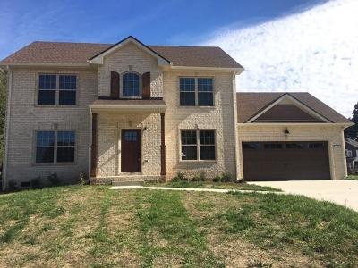 Clarksville Single Family Home For Sale: 301 Pinson