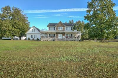 Single Family Home For Sale: 1093 John Windrow Rd