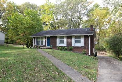 Christian County, Ky, Todd County, Ky, Montgomery County Rental Under Contract - Not Showing: 339 Clearview Drive