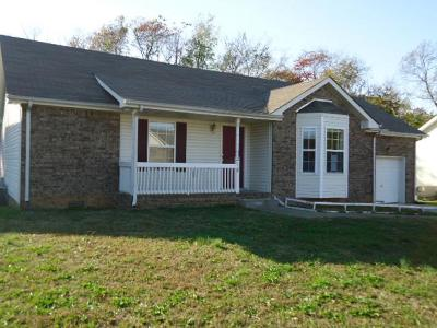 Christian County, Ky, Todd County, Ky, Montgomery County Rental For Rent: 218 Grassmire Dr
