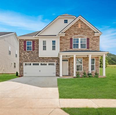 Single Family Home For Sale: 3216 Calendula Way ( Lot 137)