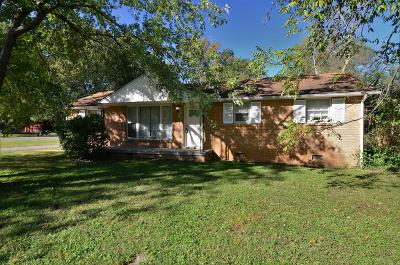 Christian County, Ky, Todd County, Ky, Montgomery County Rental For Rent: 39 Charlemagne