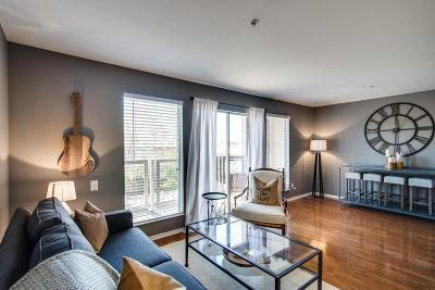 Nashville Condo/Townhouse For Sale: 730 1st Ave N